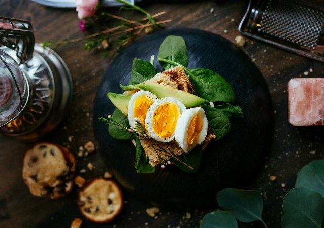 Egg salad Boiled Eggs